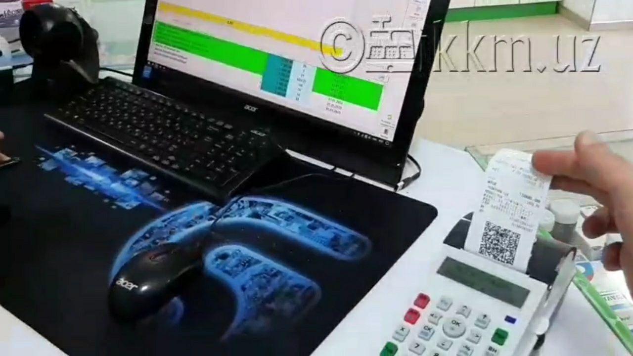 Беспроводное соединение по сети Wi-Fi онлайн ККМ Симург 001 с компьютером.