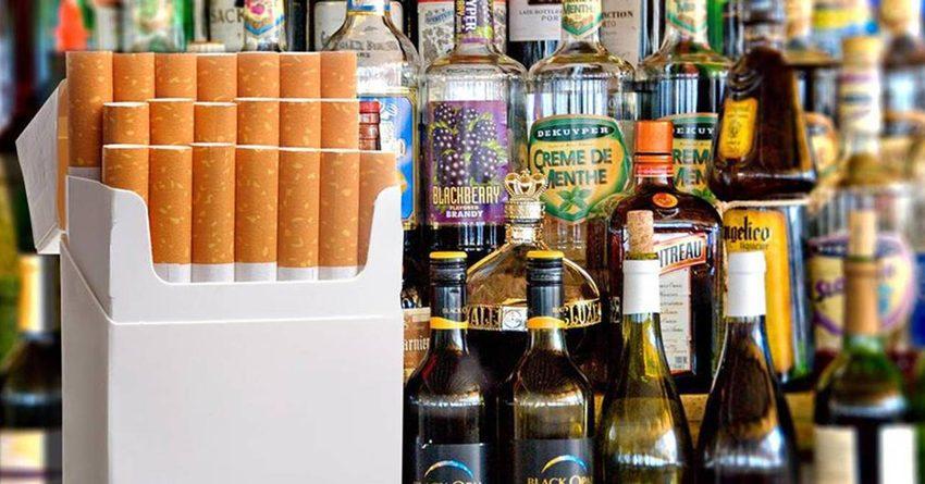 Запускается маркировка алкогольной и табачной продукции